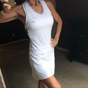 White Reebok Tennis Dress Size S